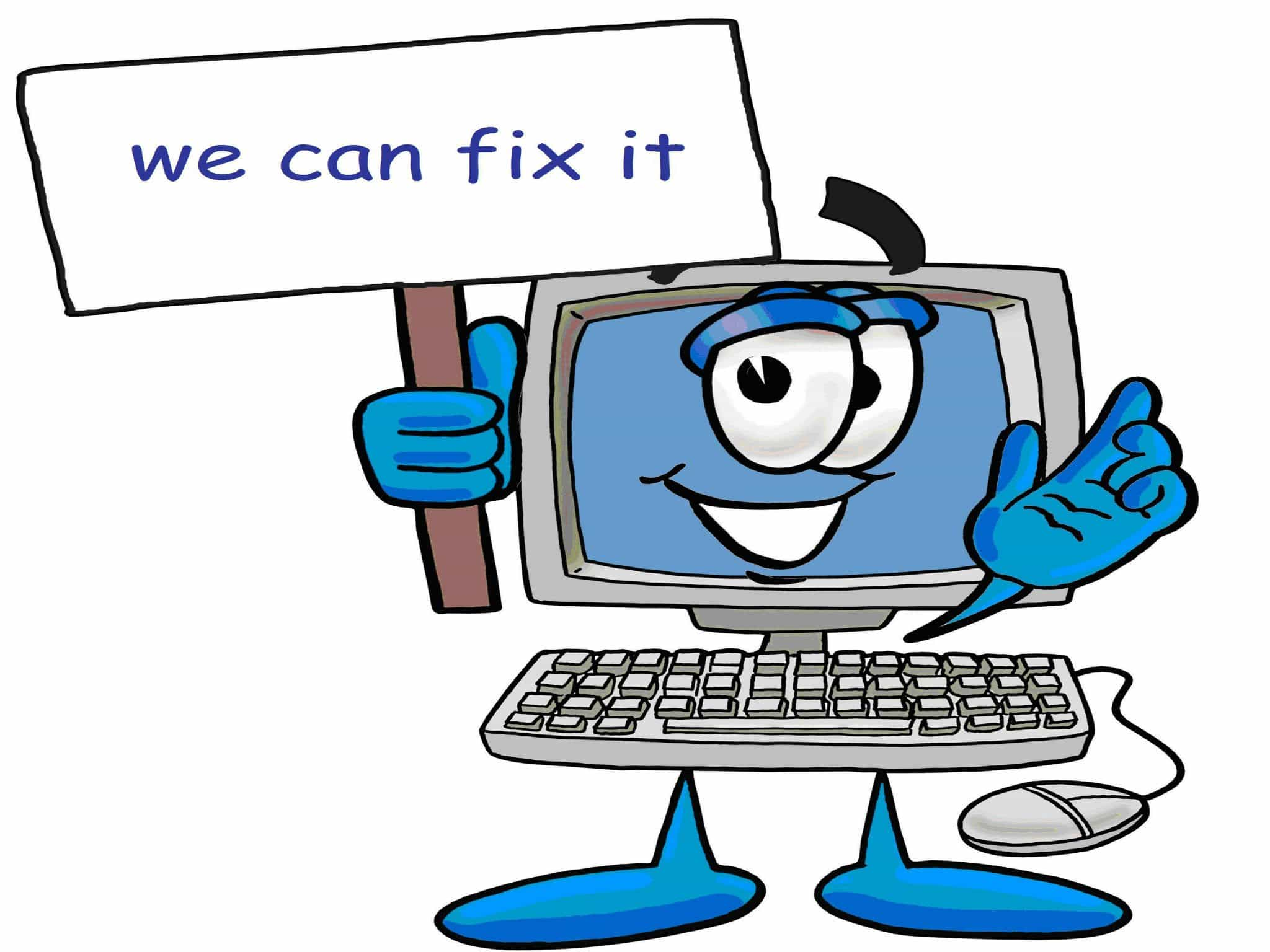 Computer reparatie-laptop reparatie bij Eric's All in IT